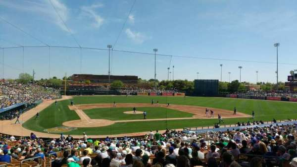 Camelback Ranch, section: 112, row: wch