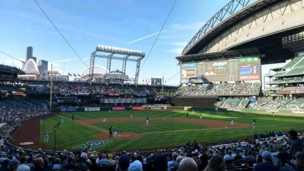 T-Mobile Park, section: 127, row: 31, seat: 13