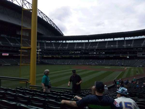 T-Mobile Park, section: 150, row: 30, seat: 7