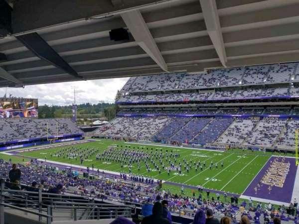 Husky Stadium, section: 225, row: 10, seat: 16