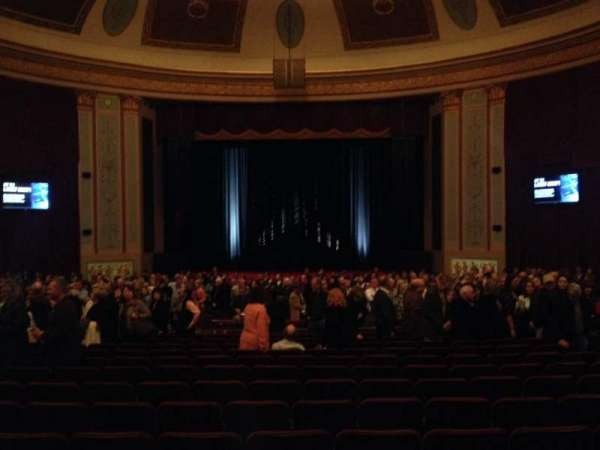 Strand-Capitol Performing Arts Center, section: orchestra center, row: Cc, seat: 104