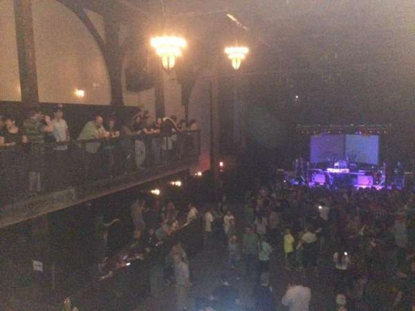 Union transfer, section: Balcony