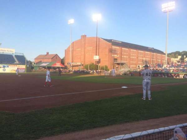 Hadlock Field, section: 113, row: B, seat: 9
