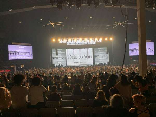 The Pavilion at Toyota Music Factory, section: 302, row: J, seat: 13