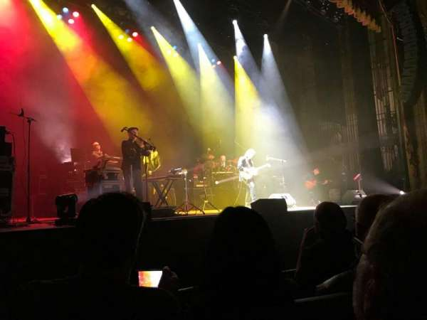 Orpheum Theatre (Los Angeles), section: Orch, row: D, seat: 25