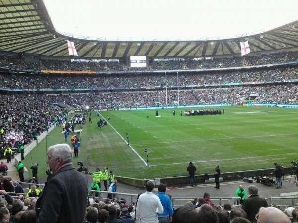 Twickenham Stadium, section: L36, row: 17, seat: 281