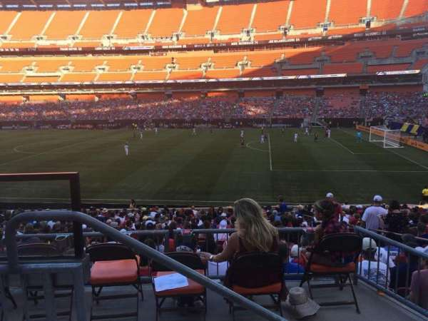 FirstEnergy Stadium, section: 136, row: 23, seat: 3