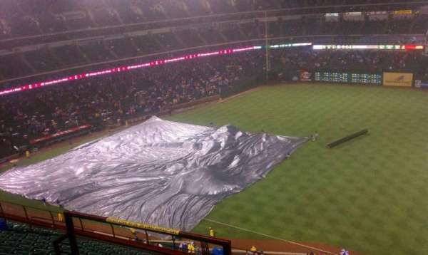 Globe Life Park in Arlington, section: 339, row: 14, seat: 2