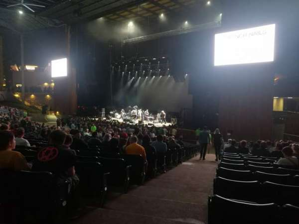 Merriweather Post Pavilion, section: 203, row: U, seat: 1