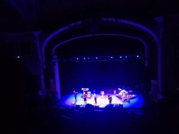 Orpheum Theatre (Boston), section: Balcony RC, row: H, seat: 108