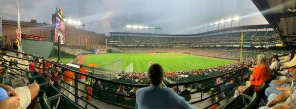 Oriole Park at Camden Yards, section: 87, row: 2, seat: 11