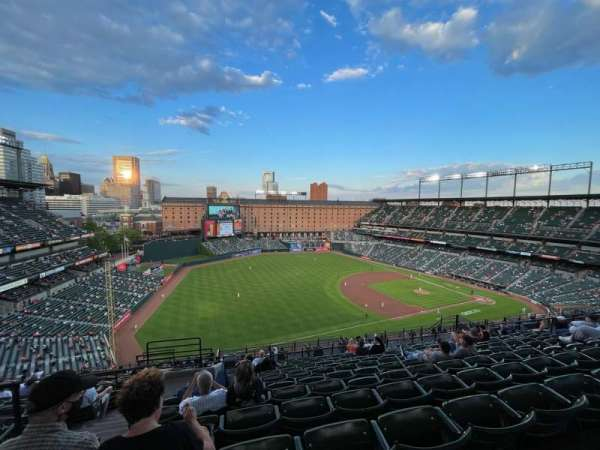 Oriole Park at Camden Yards, section: 364, row: 20, seat: 20