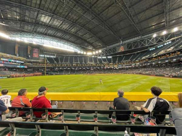 Chase Field, section: 141, row: 14, seat: 13