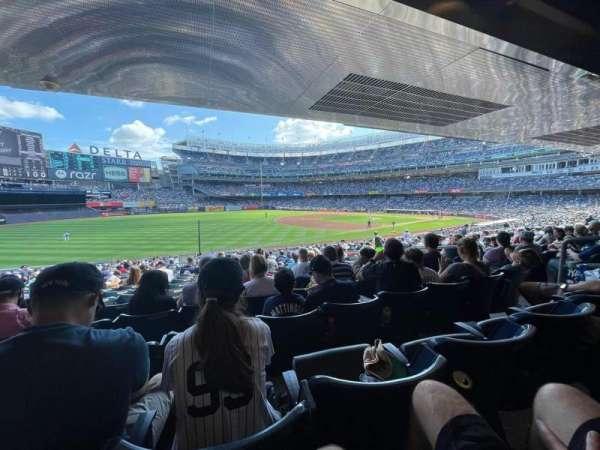 Yankee Stadium, section: 129, row: 29, seat: 7