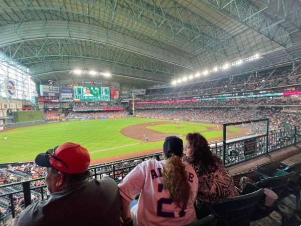 Minute Maid Park, section: 209, row: 2, seat: 12