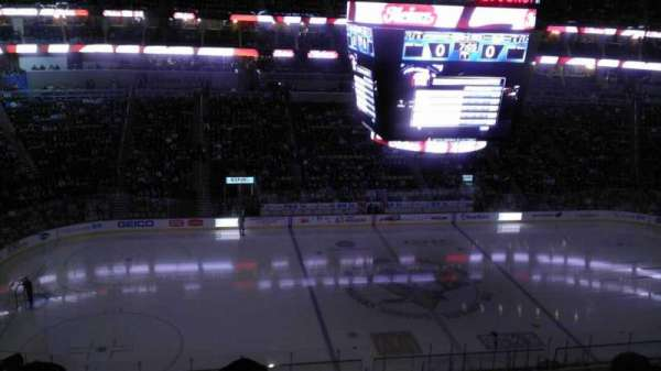 PPG Paints Arena, section: 221, row: D, seat: 11