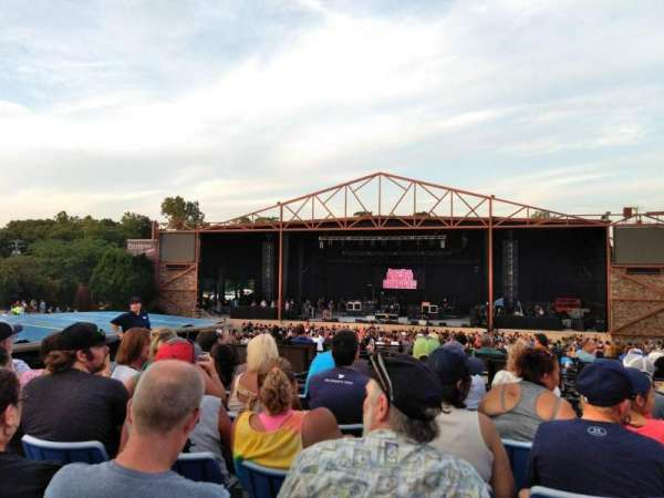 Providence Medical Center Amphitheater, section: 10, row: G, seat: 7