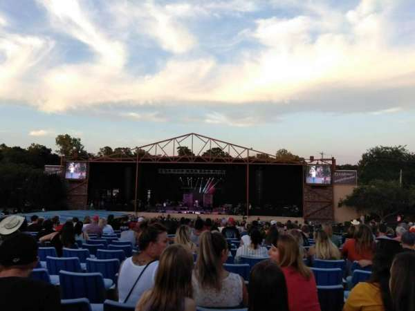 Providence Medical Center Amphitheater, section: 11, row: V, seat: 12