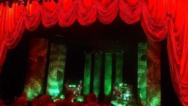 Radio City Music Hall, section: Orchestra 3, row: QQ, seat: 303/304