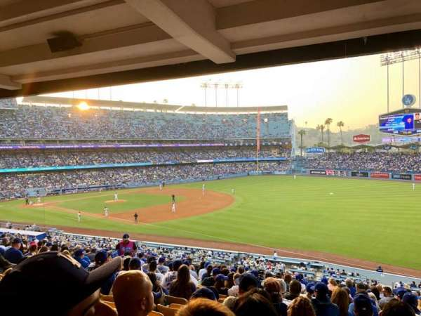 Dodger Stadium, section: 156LG, row: S, seat: 3