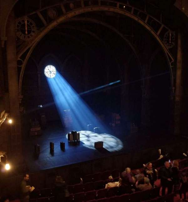 Lyric Theatre, section: Dress Circle L, row: A, seat: 19