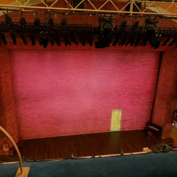 Shubert Theatre, section: Balcony C, row: B, seat: 114