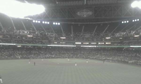 Chase Field, section: 143