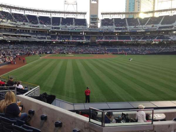 PETCO Park, section: 129, row: 4, seat: 10