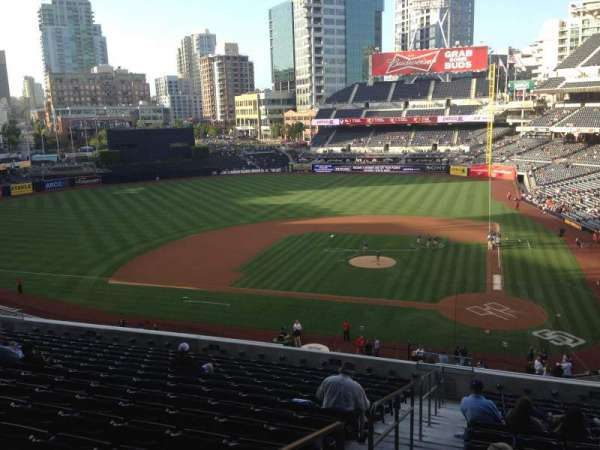 PETCO Park, section: 204, row: 15, seat: 16