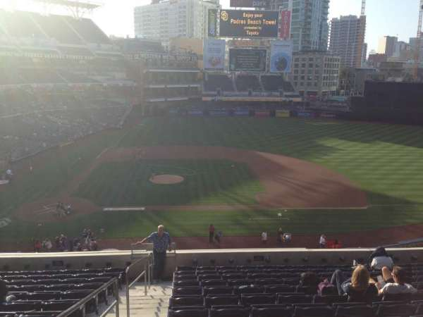 PETCO Park, section: 207, row: 13, seat: 1