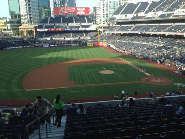 PETCO Park, section: 208, row: 14, seat: 11