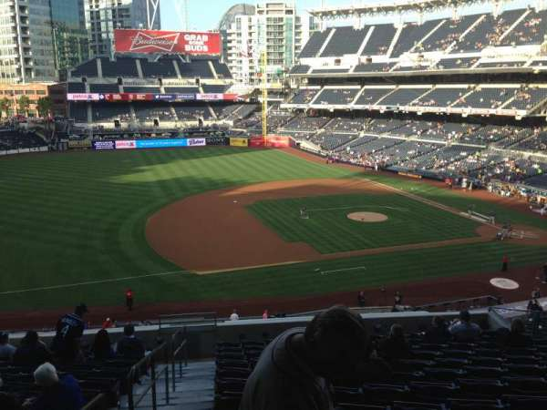 PETCO Park, section: 212, row: 13, seat: 12