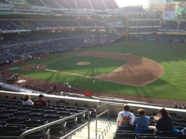 PETCO Park, section: 213, row: 10, seat: 1