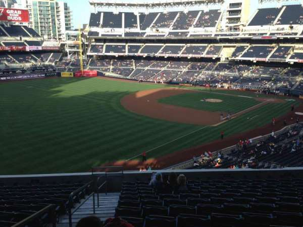 PETCO Park, section: 220, row: 13, seat: 22