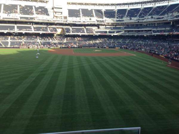 PETCO Park, section: 226, row: 3, seat: 12