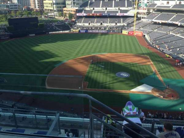 PETCO Park, section: 310, row: 9, seat: 24
