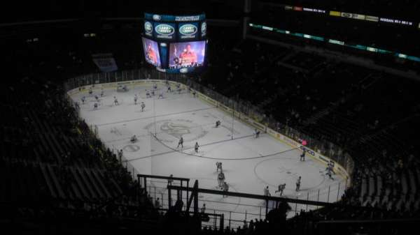 Bridgestone Arena, section: 331, row: M, seat: 2