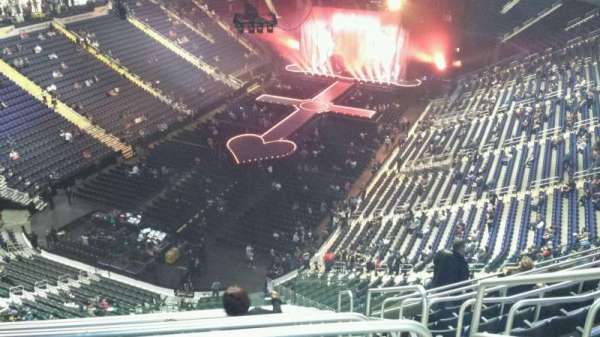 Centre Videotron , section: 207, row: K, seat: 2