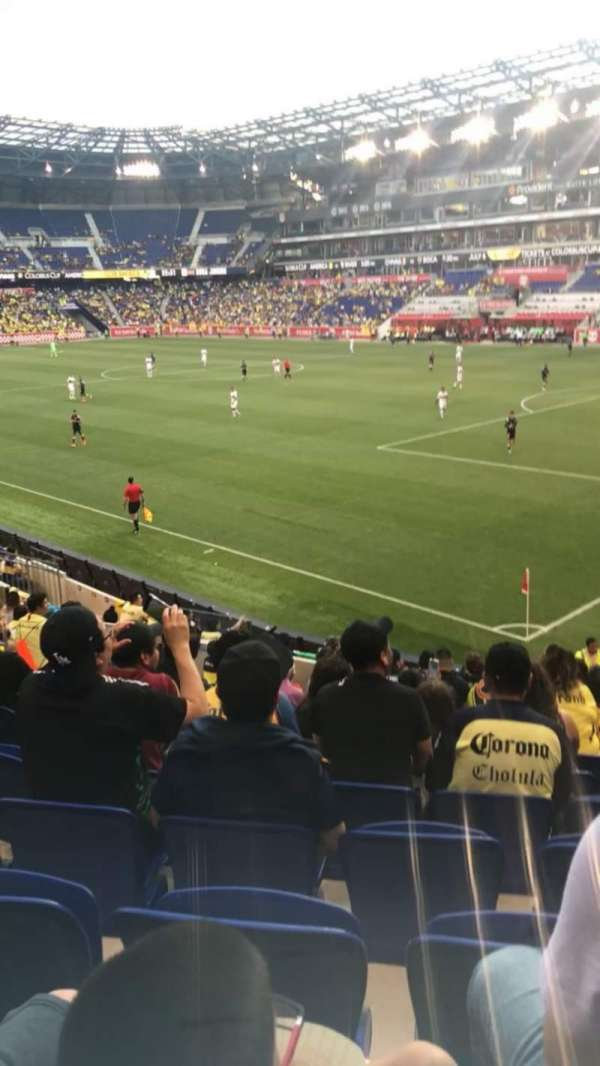 Red Bull Arena, section: 122, row: 7, seat: 12