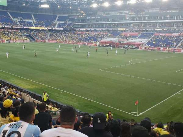 Red Bull Arena, section: 122, row: 7, seat: 11