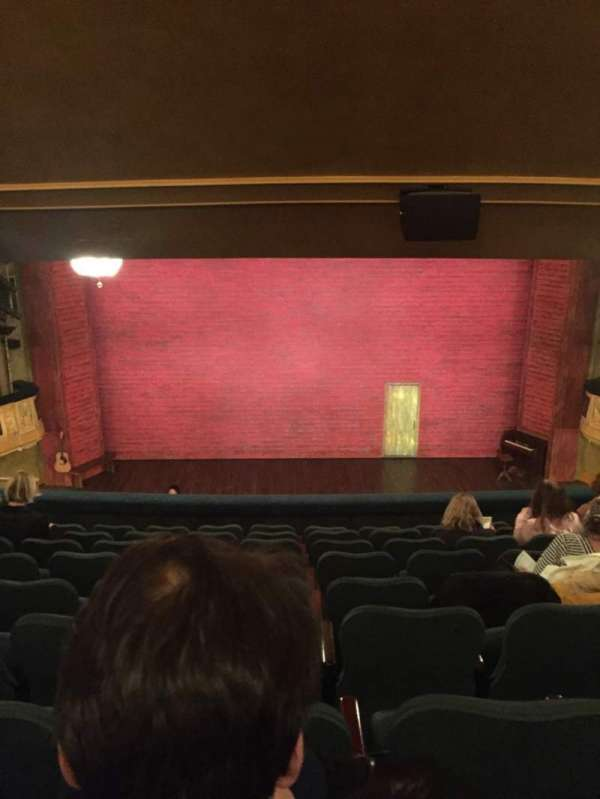 Shubert Theatre, section: Mezzanine C, row: J, seat: 108, 109