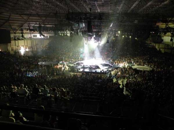 Tacoma Dome, section: 7B, row: 2, seat: 5