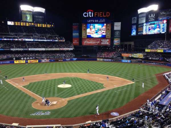 Citi Field, section: 317, row: 1, seat: 1
