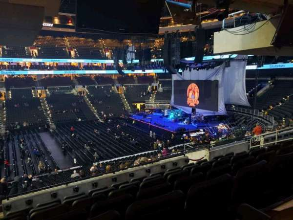 Wells Fargo Center, section: SB13, row: 7, seat: 3