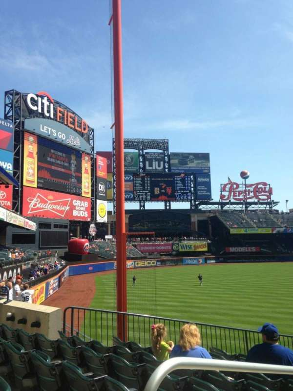 Citi Field, section: 130, row: 27, seat: 15
