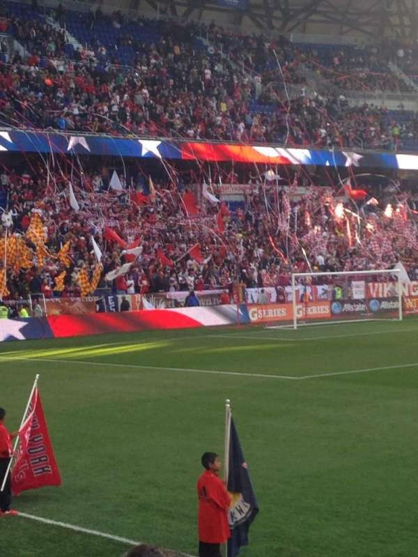 Red Bull Arena, section: 127, row: 3, seat: 13