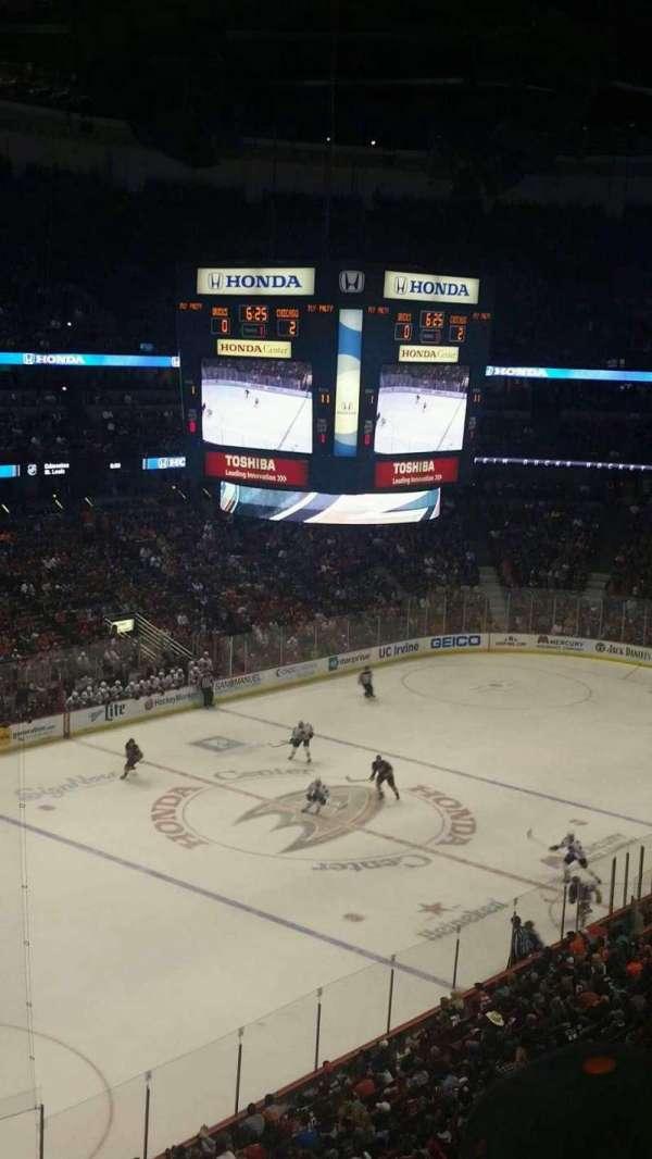 Honda Center, section: 439, row: C, seat: 4-7