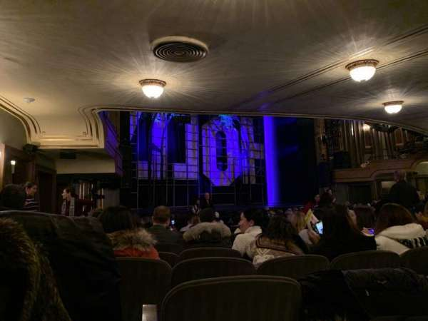 Nederlander Theatre, section: Orchestra, row: Q, seat: 27