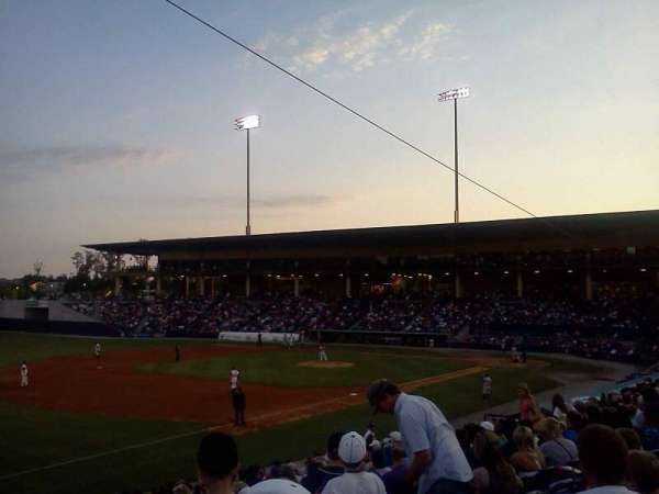 Coolray Field, section: 118, row: t, seat: 2
