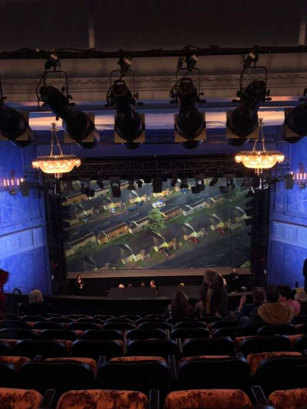 Hayes Theater, section: Mezzanine C, row: J, seat: 206